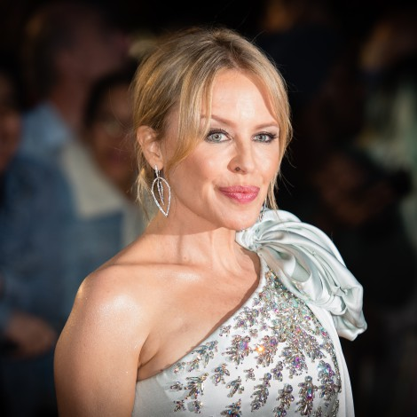 Kylie Minogue nos lleva a la discoteca con su nuevo single, 'Magic'