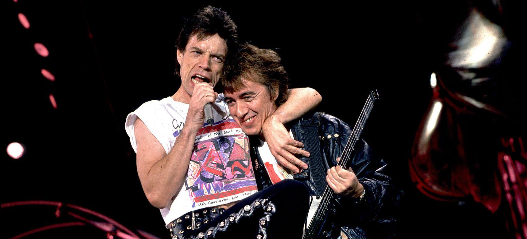 Los Rolling Stones publican el concierto inédito de 1989 'Steel Wheels Live'