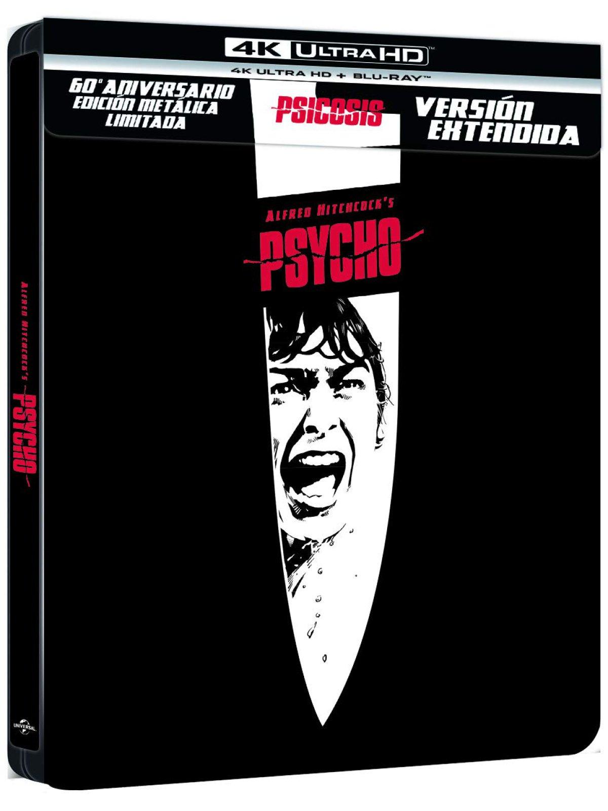 Psicosis, edición 70 aniversario
