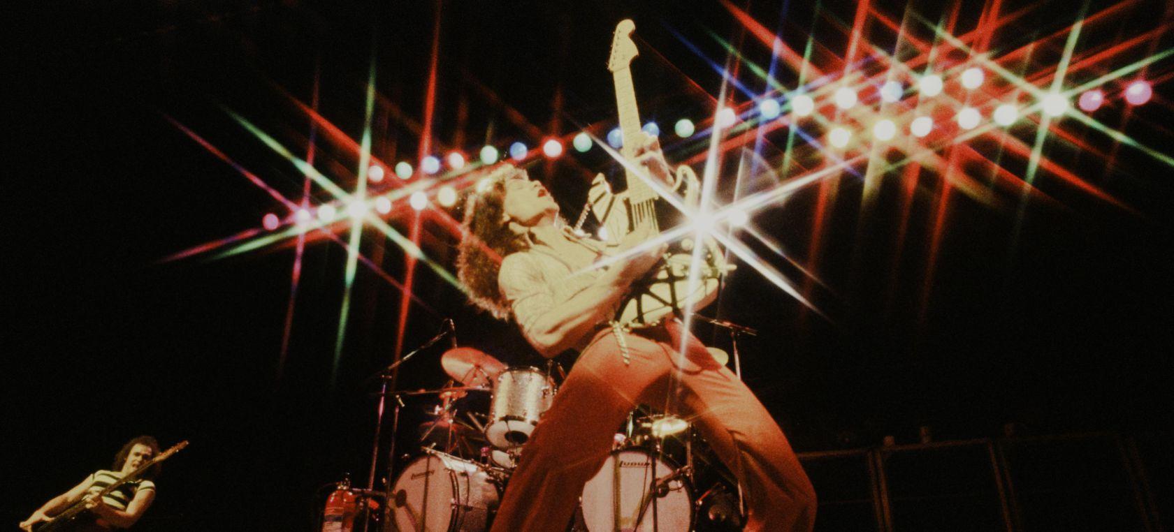 Eddie Van Halen en el cine
