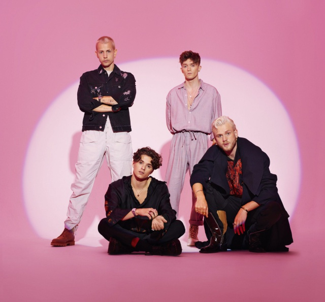 The Vamps publica 'Cherry Blossom', su disco más personal