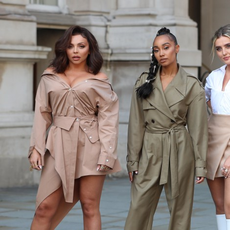 Little Mix prepara un nuevo avance de Confetti: Sweet Melody