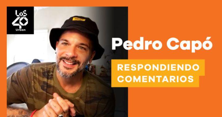 Lo que Pedro Capó opina de Ricky Martin, Alejandro Sanz o la 'Tusa' de Karol G
