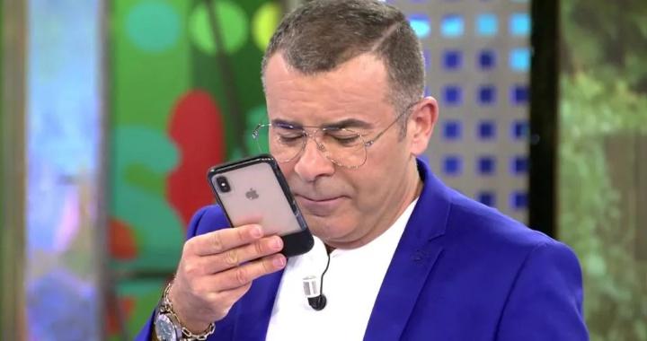 La reflexión de Jorge Javier Vázquez sobre la 'pibonexia' por un Whatsapp de Susi Caramelo