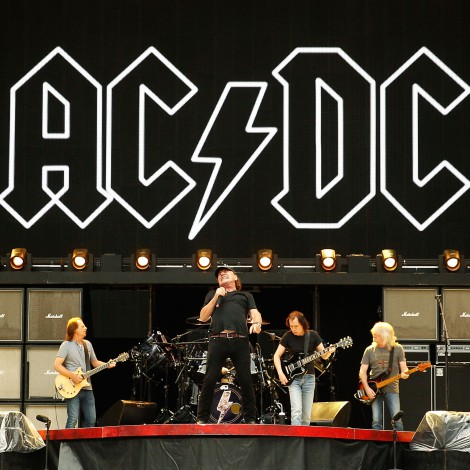 AC/DC publican el videoclip de 'Shot in the Dark'