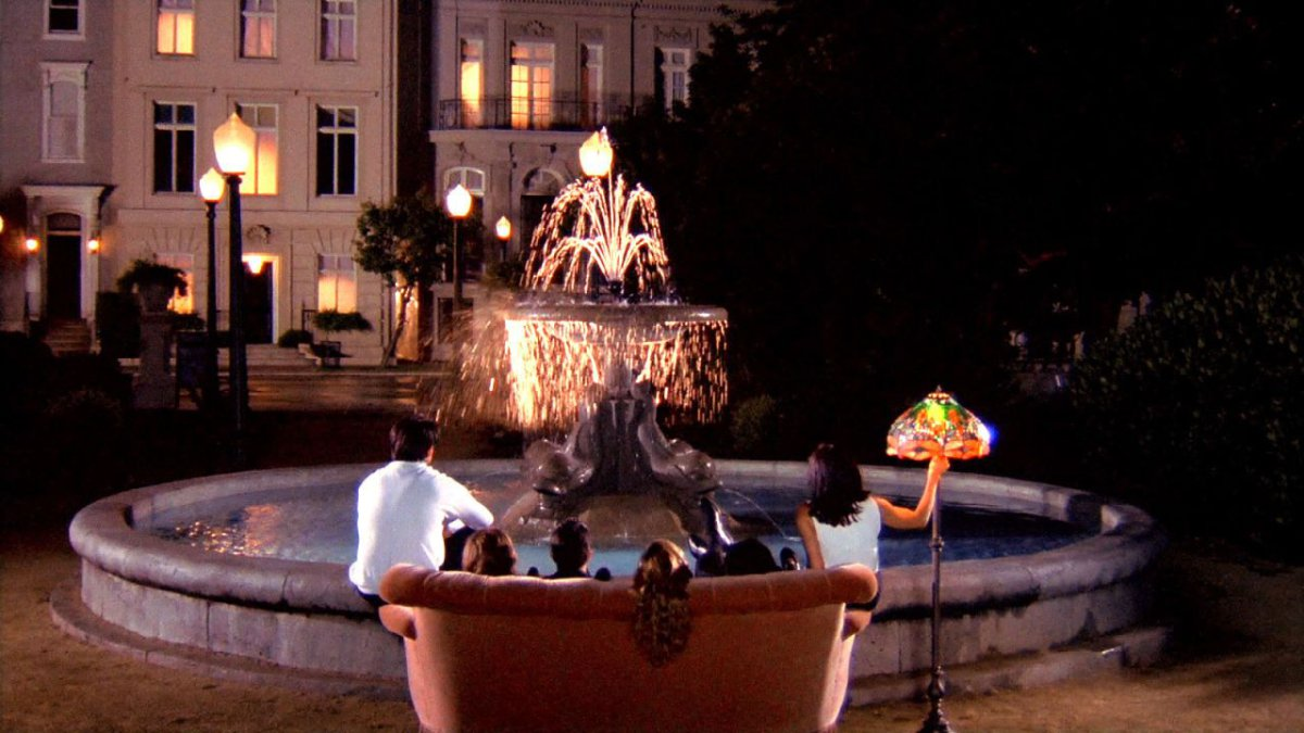 La fuente de Friends