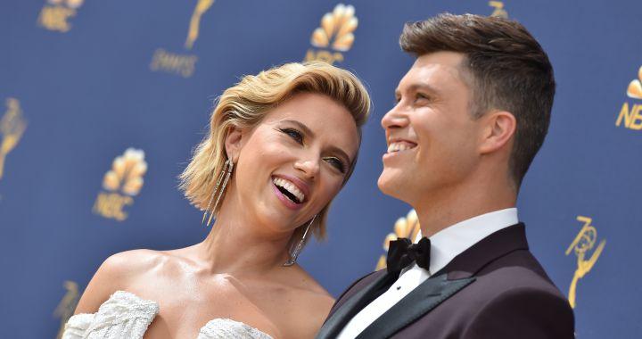 Scarlett Johansson se casa en secreto por tercera vez   Cine y Televisión   LOS40