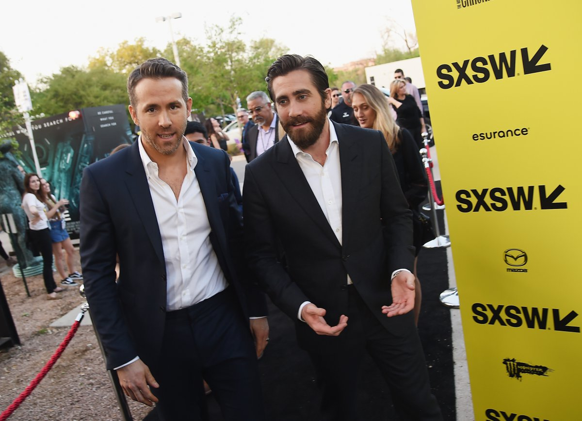 Ryan Reynolds y Jake Gyllenhaal