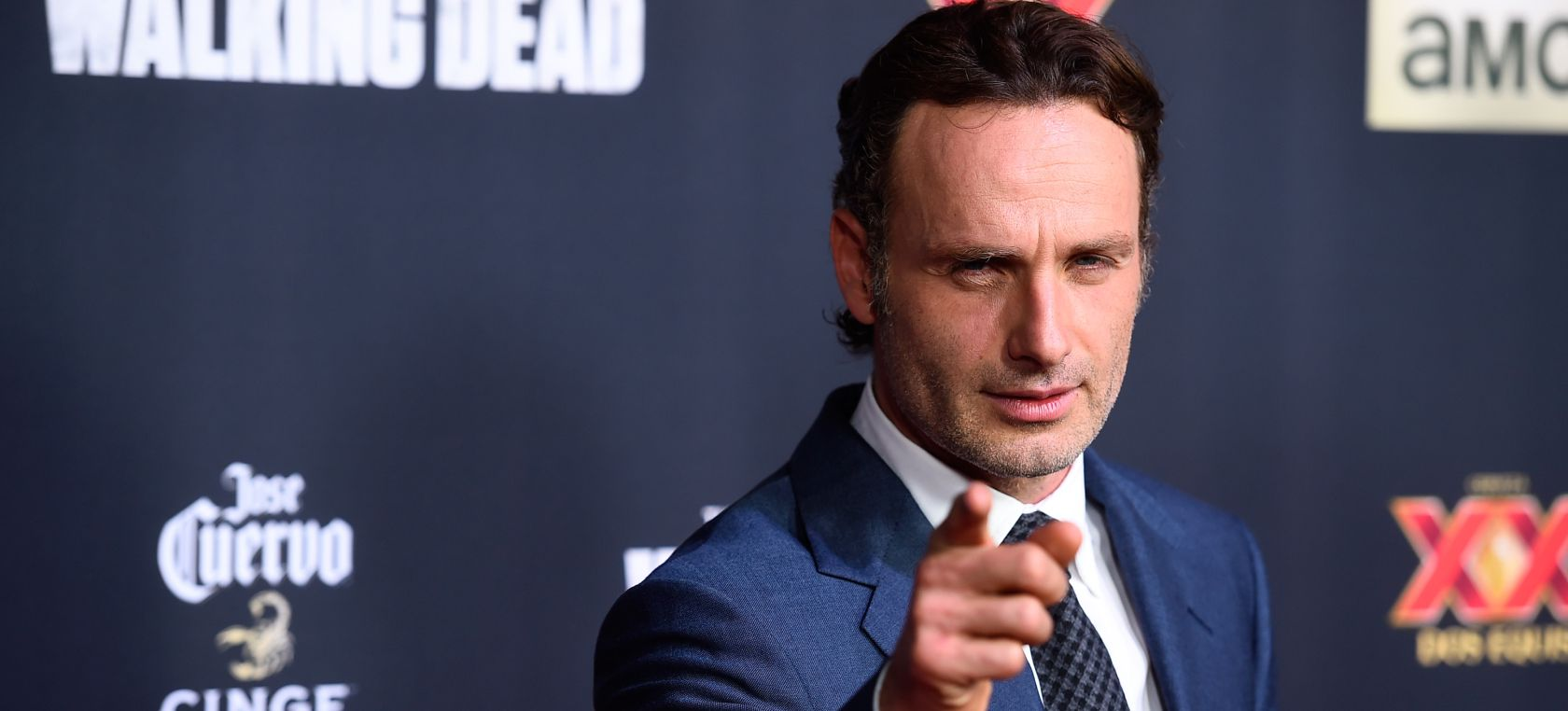 Andrew Lincoln cambio The Walking Dead