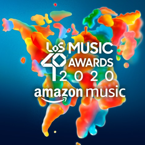 Amazon Music, patrocinador de LOS40 MUSIC AWARDS 2020