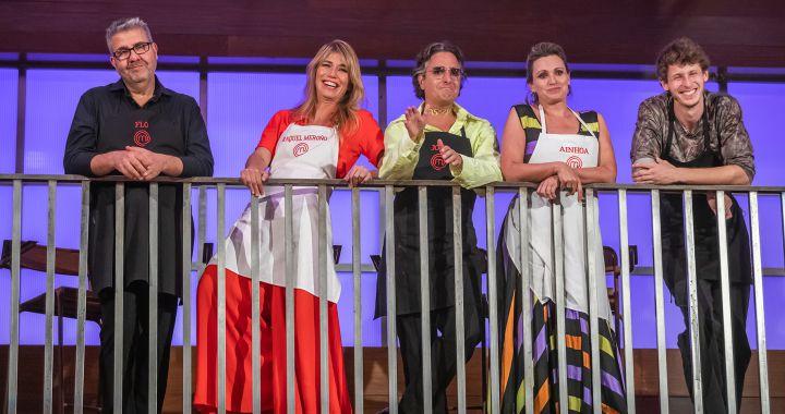 Masterchef Celebrity 5 ya tiene finalistas: repasamos la trayectoria de Flo, Raquel, Ainhoa, Nicolás y Josie