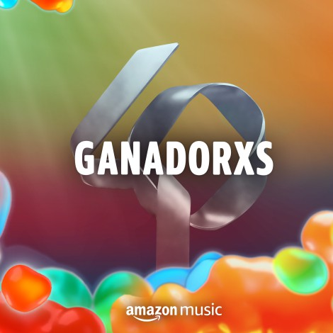 Escucha la playlist oficial de los ganadores 🏆✨ de LOS40 Music Awards 2020 en Amazon Music