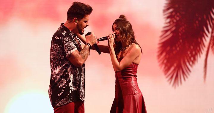Bombai y Ana Guerra llenaron de buen rollo LOS40 Music Awards 2020: así fue su actuación