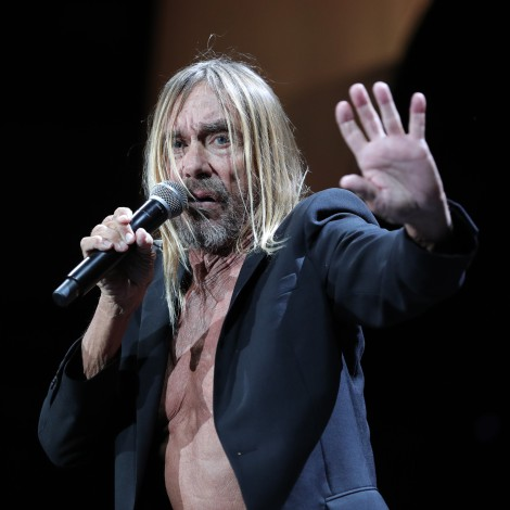 Iggy Pop dedica su última canción de 2020 al Covid: 'Dirty Little Virus'