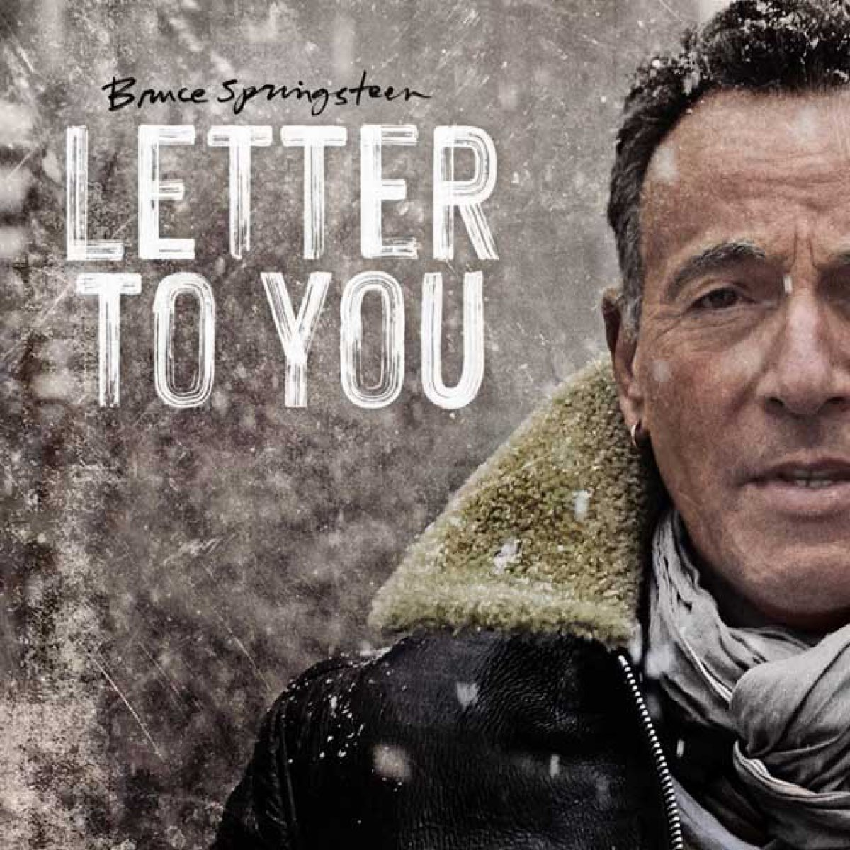 Bruce Springsteen – 'Letter to you'