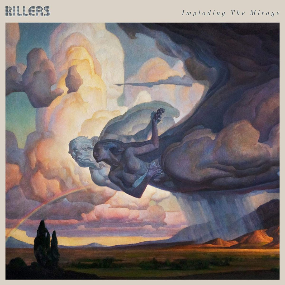 The Killers - 'Imploding the Mirage'