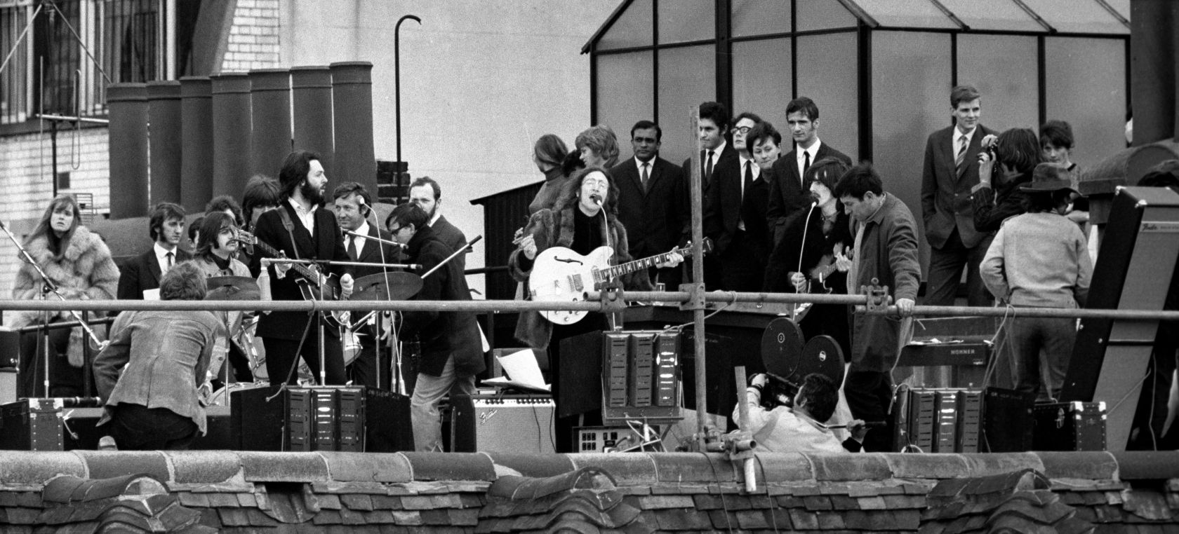 Este es el primer avance del documental de Peter Jackson sobre los Beatles
