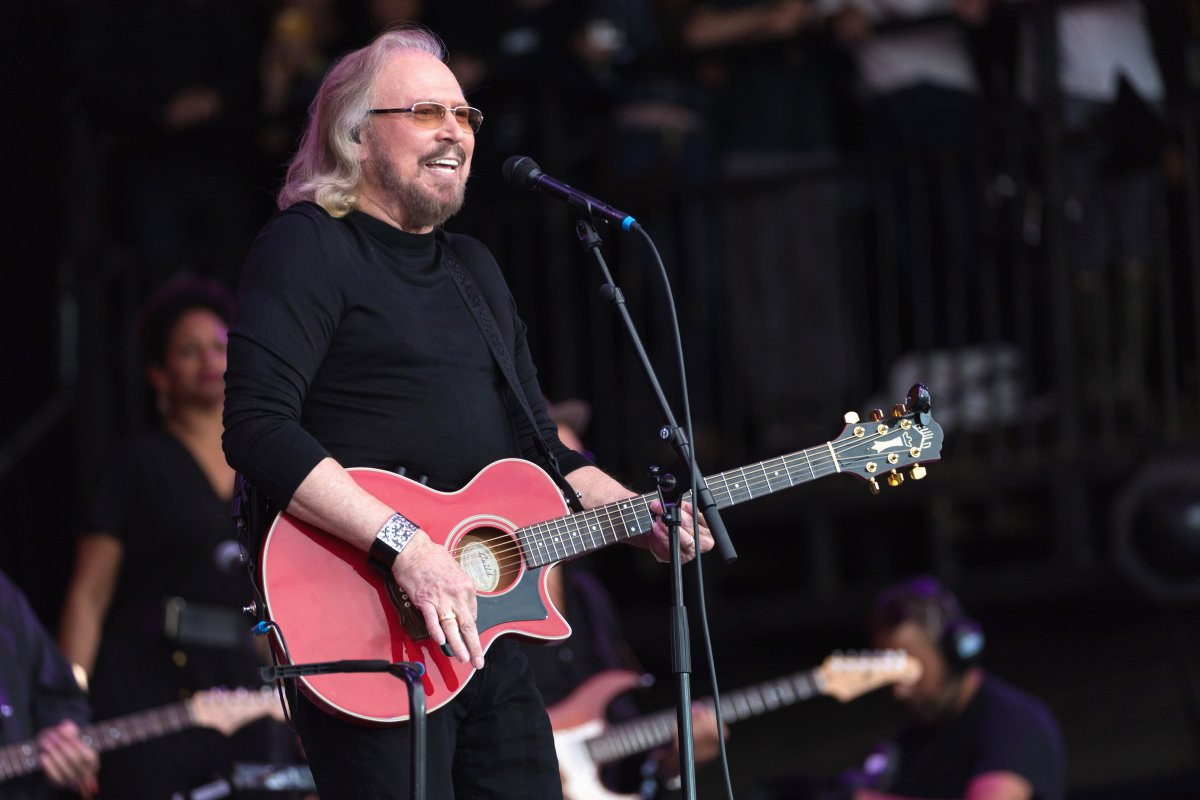 Barry Gibb – 'Greenfields'