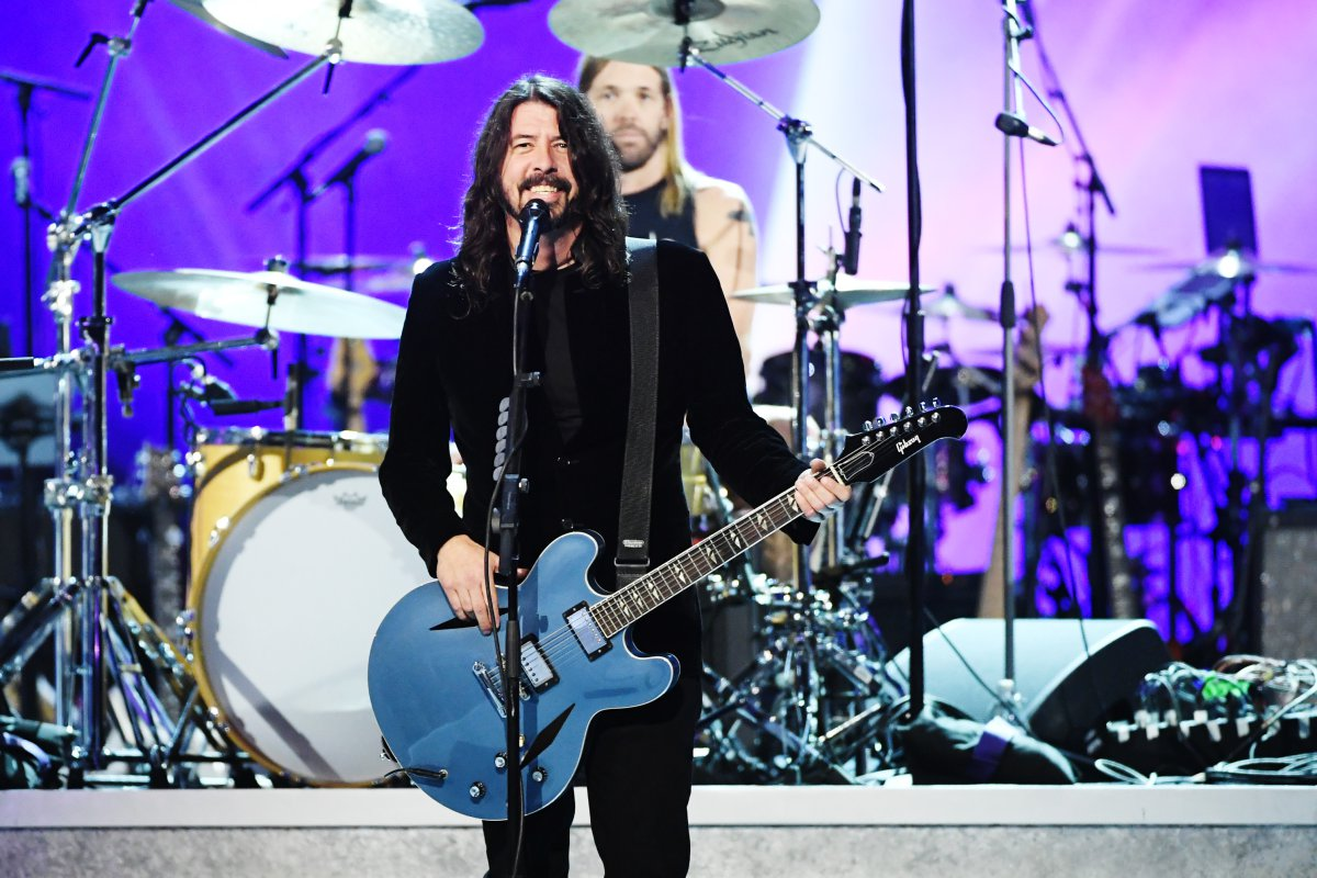 Foo Fighters – 'Medicine at Midnight'