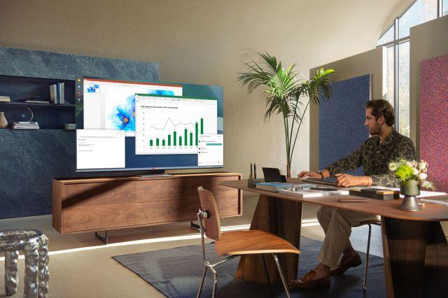 Nuevas tecnologías para los televisores de Samsung de 2021 | Tecnología