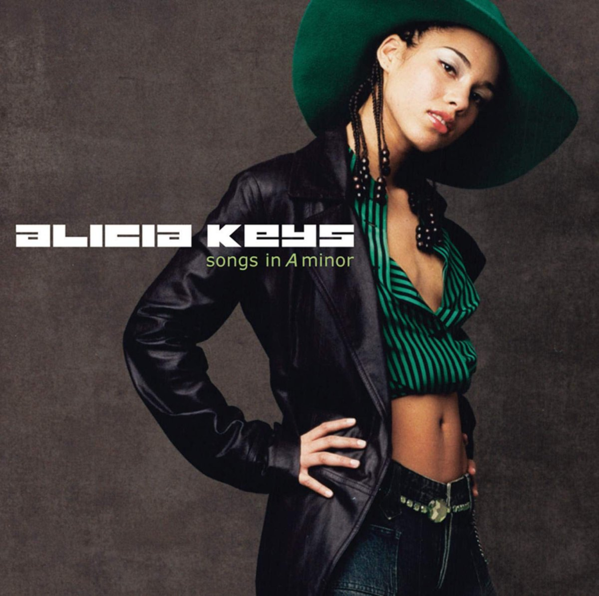 'Songs in a Minor' – Alicia Keys