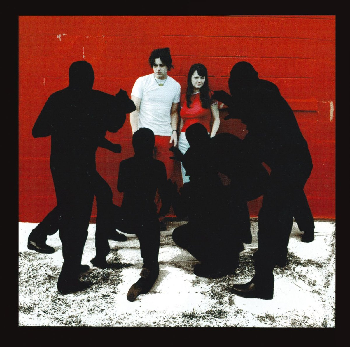 'White blood cell' – The White Stripes