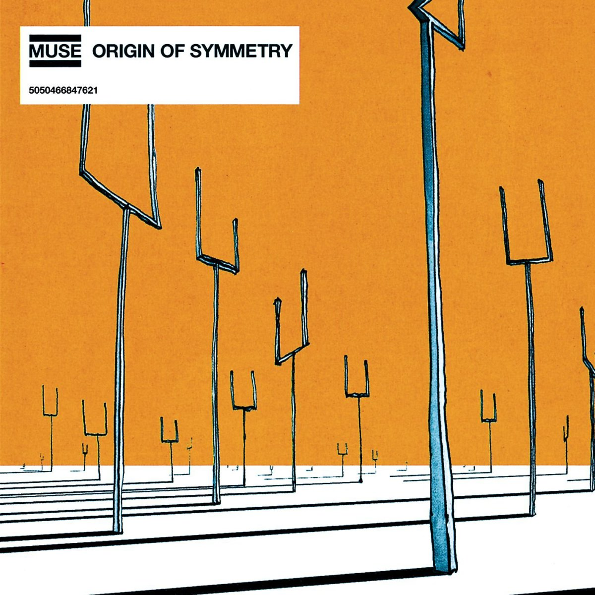 'Origin Of Symmetry' – Muse