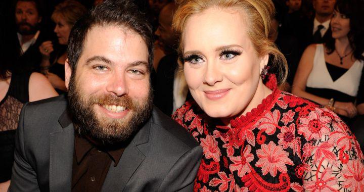 Adele llega a un acuerdo para su divorcio con Simon Konecki