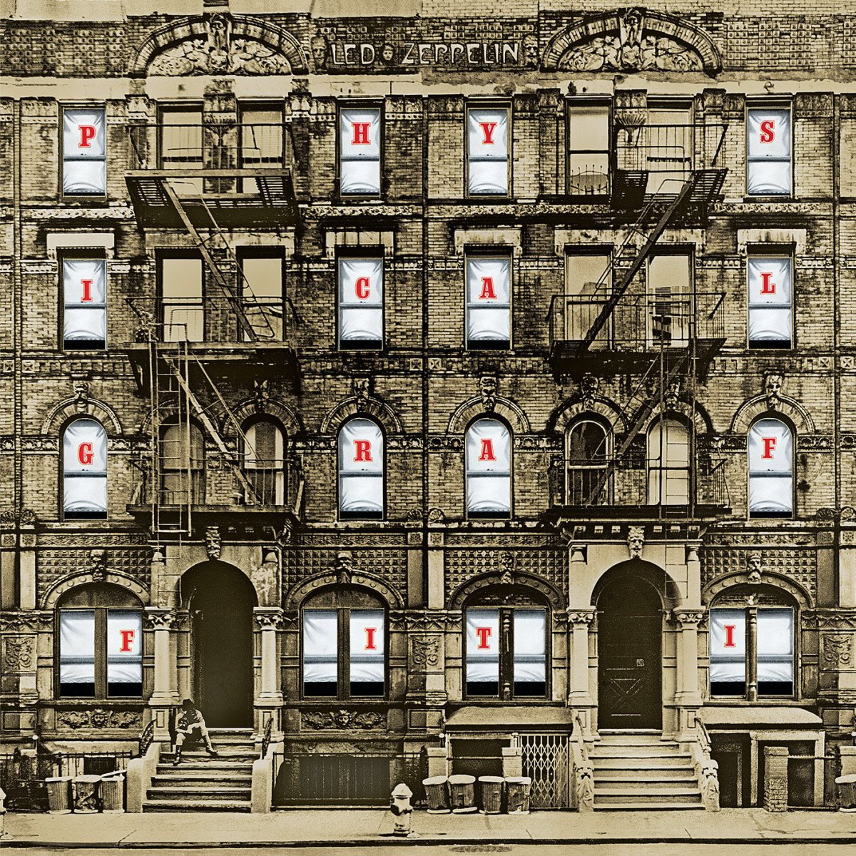 Led Zeppelin – 'Physical Graffiti' (24 de febrero de 1975)