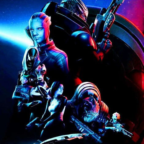 Mass Effect Legendary Edition, disponible el 14 de mayo