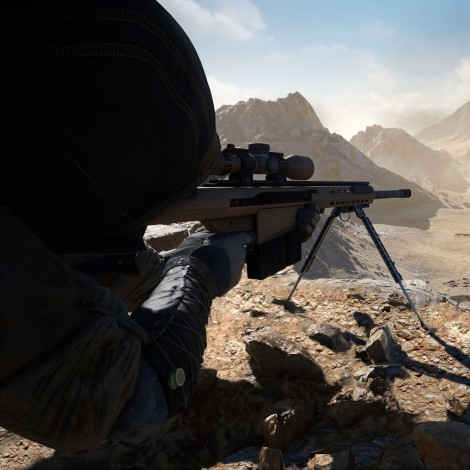 Sniper Ghost Warrior Contracts 2, un shooter de largo alcance