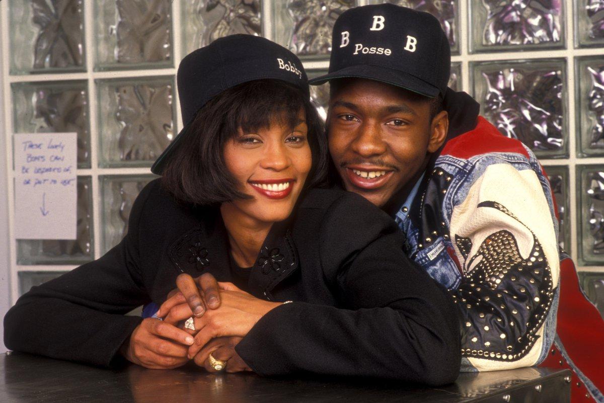 Su matrimonio con Bobby Brown (1992)