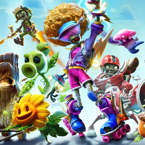 Plants vs. Zombies Battle for Neighborville Edición Completa, en Nintendo Switch el 19 de marzo