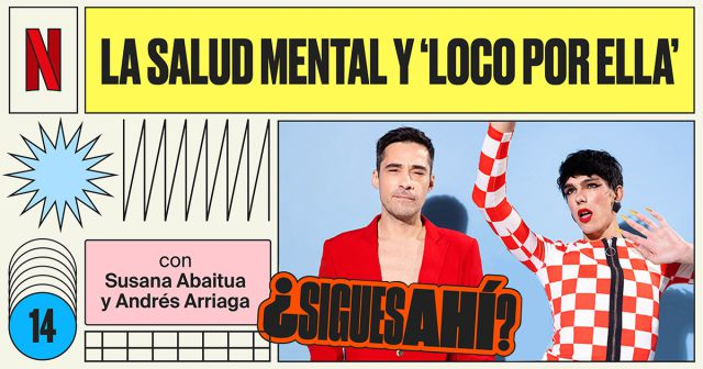 '¿Sigues ahí? Un podcast de Netflix