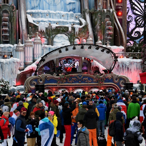 Vuelve Tomorrowland Winter en 2022