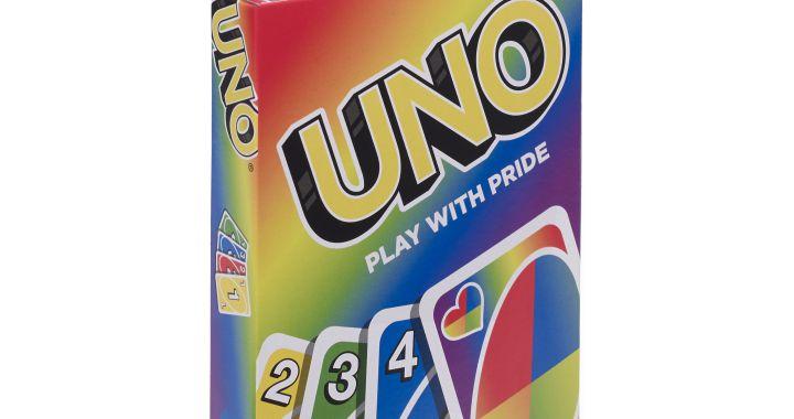 La nueva baraja de UNO que celebra el orgullo LGTBIQ+