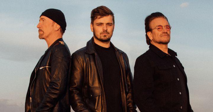 Martin Garrix, Bono y The Edge, juntos en We are the people, la canción oficial de la Euro 2020 | Música | LOS40