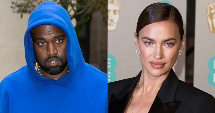 Kanye West e Irina Shayk, ¿pareja por sorpresa?   Love 40   LOS40