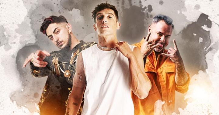 David Cava presenta el remix de 'Aunque No Quiera' con Juan Magán y Salcedo Leyry