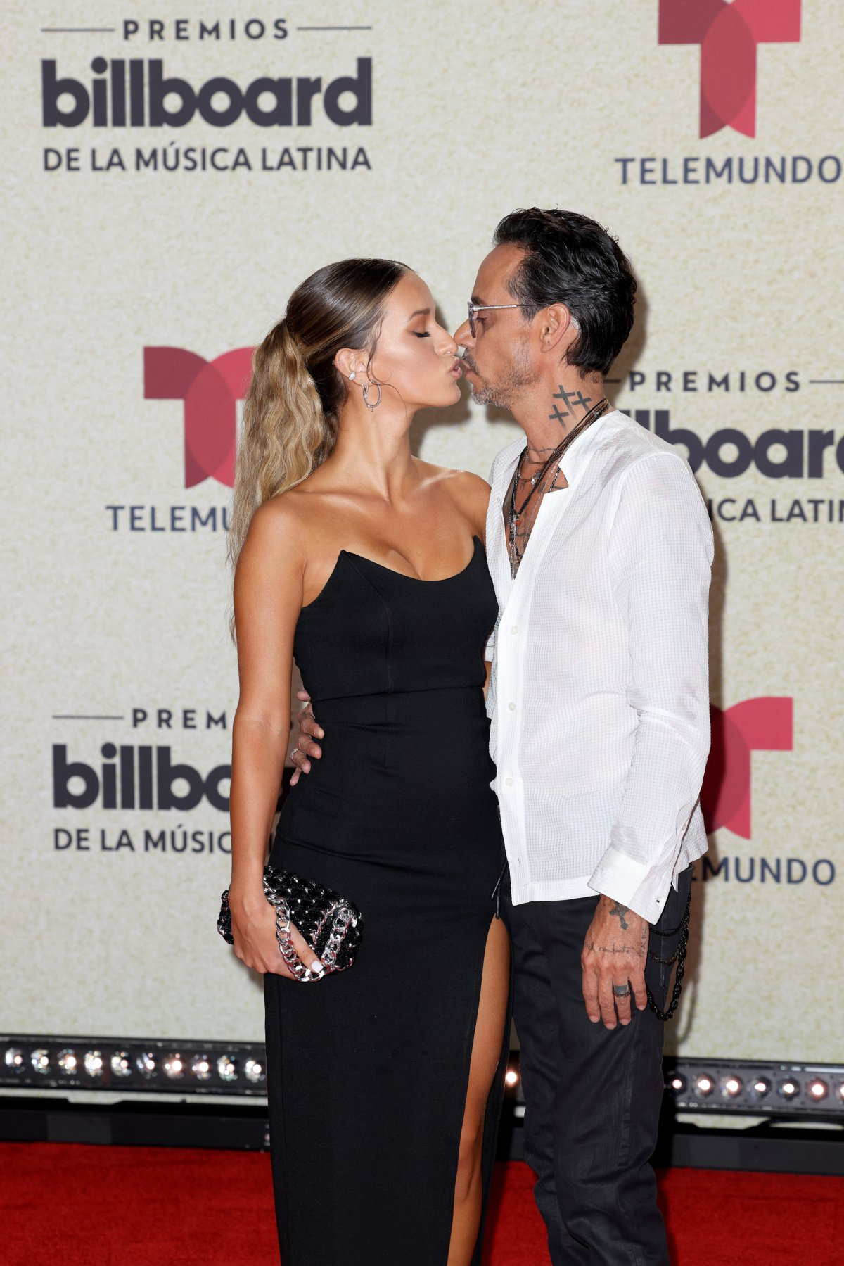 Marc Anthony, at the 2021 Latin Billboard Awards