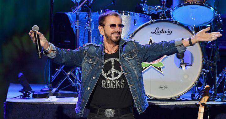 Ringo Starr, más positivo que nunca en su nuevo EP, 'Change the World'    LOS40 Classic   LOS40