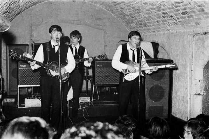 beatles-satcavern