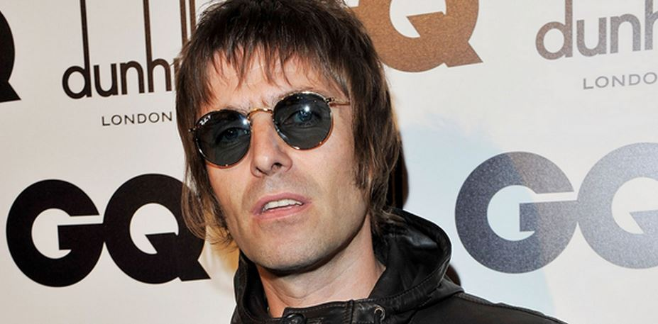 Nace Liam Gallagher (Oasis)