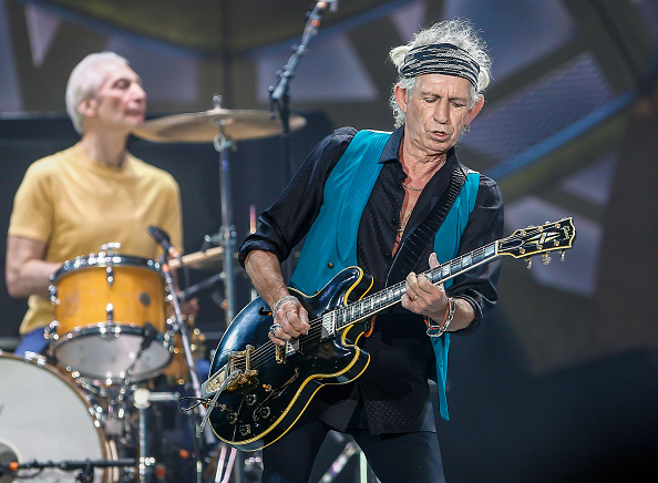 "Keith Richards regresa con ""Crosseyed Heart"""