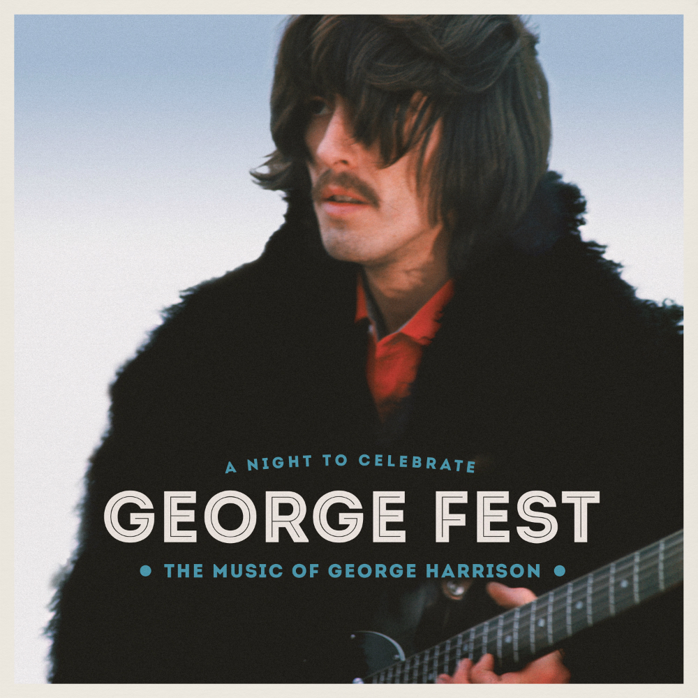 Estrenamos George Fest, a night to celebrate the music of George Harrison
