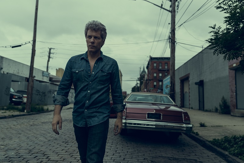 Bon Jovi - 'Knockout'