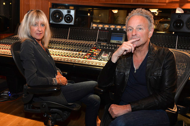 El regreso de Fleetwood Mac como dúo ¡Escucha 'Feel About You' en exclusiva!