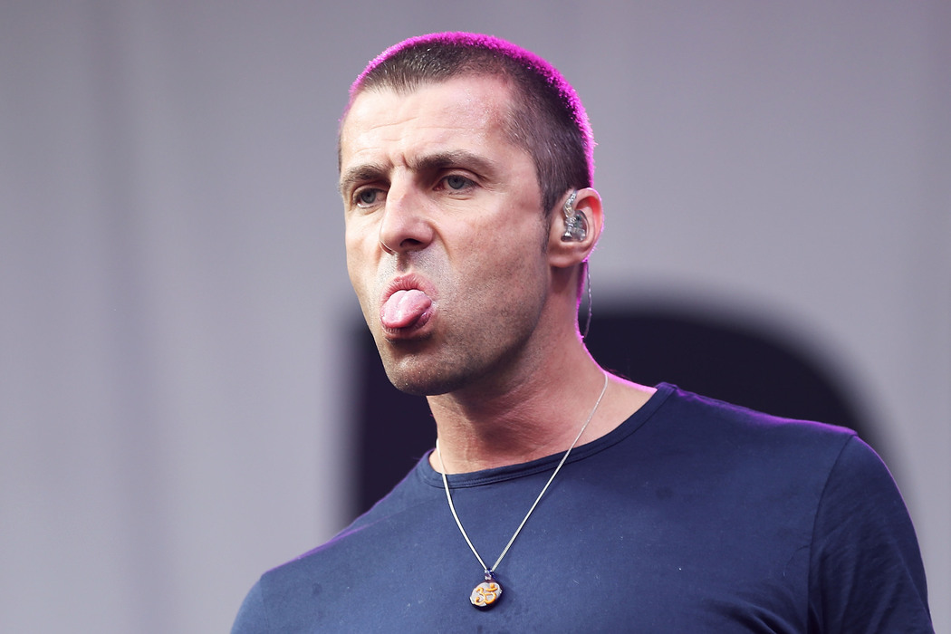 Liam Gallagher anuncia nuevo disco en solitario: 'As You Were'