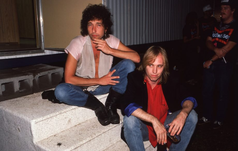Bob Dylan homenajea a Tom Petty versionando 'Learning to fly'