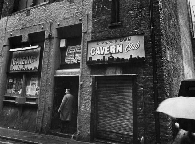 La primera actuación de los Beatles en The Cavern | LOS40 Classic ...